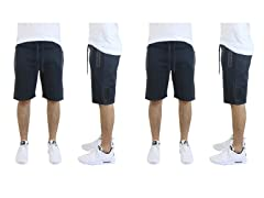 GBH Men's Tech Fleece Shorts 2-Pack