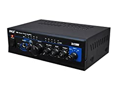 Mini 2X120W Stereo Power Amplifier