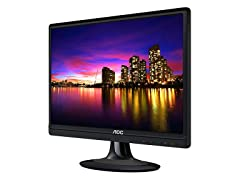 "AOC 21.5"" Full HD LED Monitor"