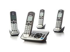 Uniden DECT 6.0 Phone w/ CID 4 HS