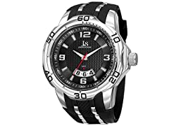 Joshua & Sons Classic Men's Japanese Quartz Watch