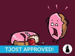 Donut Panic! Apron