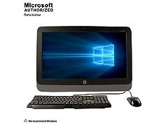 "HP 400-G1 20"" Intel i5 AIO Desktop"