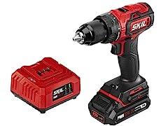 SKIL PWRCore 20V Brushless Drill/Driver Kit
