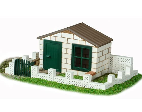 Teifoc White Brick House Set Sellout Woot