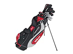 Wilson Pro Staff Tour Golf Set with Bag