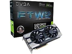 EVGA GeForce GTX 1070 FTW2 8GB