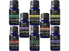Radha Beauty Aromatherapy Top 8 Essentials