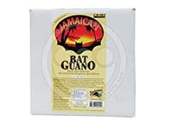 Jamaican Bat Guano,11lb. box