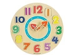 Tick Tock Clock Puzzle