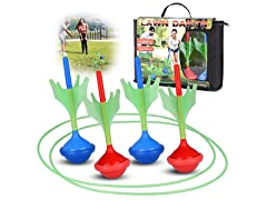 Glow In The Dark Lawn Darts