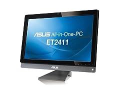 "ASUS 23.6"" Intel i3 Full-HD AIO Desktop"