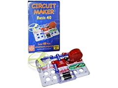 Elenco Circuit Maker 40