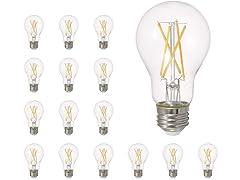 SYLVANIA LED Bulbs, 60W A19, (16-Pk)