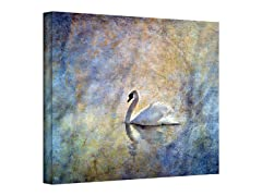 The Swan Wrapped Canvas (3 Sizes)
