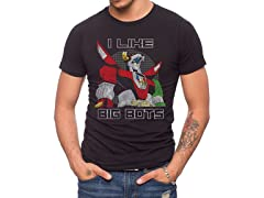 Voltron I Like Big Bots T-Shirt
