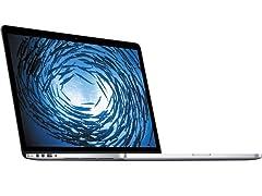 "Apple 15"" 1TB Intel i7 Retina Macbook Pro"