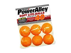 Heater Sports PowerAlley Soft Lite-Balls
