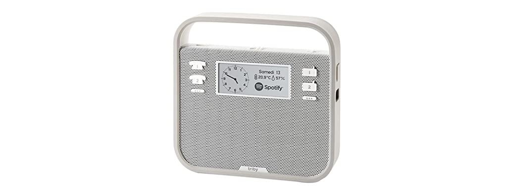 Alexa Enabled-TRIBY Smart Portable Speaker