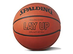 Lay Up Outdoor Rubber Basketball