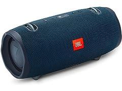 JBL Xtreme 2 Waterproof Bluetooth Speaker - Ocean Blue