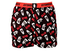 Doctor Who Dalek Exterminate Boxer