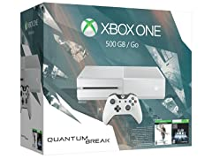 Xbox One Console - Quantum Break Bundle