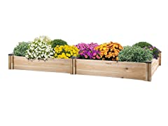 CedarCraft Ground Cedar Planter