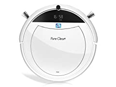 Pure Clean Smart Programmable Robot Vac