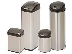 Motion Sensor Trash Cans - Your Choice