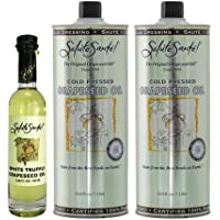 Salute Sante Grapeseed Oil Combo Pack