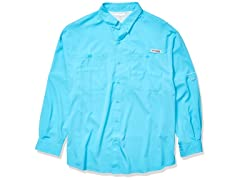 Columbia Men's PFG Tamiami II Long Sleeve Shirt - Big