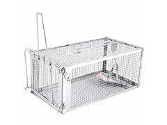 AB Traps Pro Quality Live Animal Trap