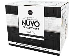 1-Day Nuvo Cabinet Makeover Kit- Black