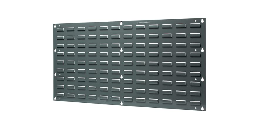 Storage Bin Louvered Panel Choose Your Size