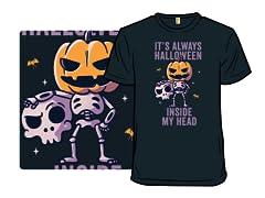 Its Always Halloween Inside My Head