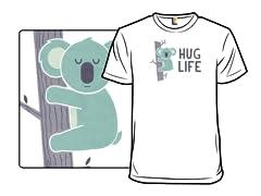Hug Life Koala