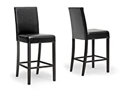 Torino Bar Stool Set of 2 (2 Sizes)