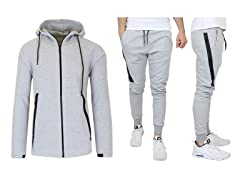 Men's Tech Fleece Hoodie & Jogger Sets
