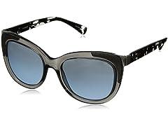 Coach Women's HC8171 Sunglasses Mosaic