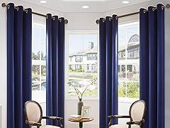 Lullabi Room Darkening Window Curtain