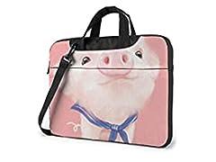 Pink Pig Piggy Laptop Case