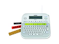 Brother P-touch, PTD210, Easy-to-Use Label Maker