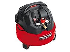 Rockworth 6-Gallon Air Compressor