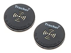Tracker Bluetooth Tracking Device - 2pk