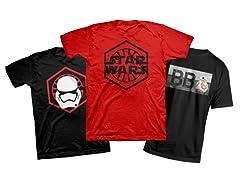 Your Choice: Star Wars Kids Tees (L-XL)