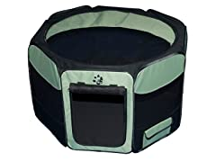 Octagon Pet Pen with Removable Top - 3 Sizes