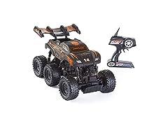 Fast Lane X-6 Night Crawler, Multi