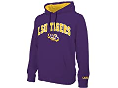 NCAA Men's Hoodie LSU