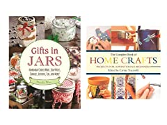 2PK Books: Gifts in Jars & Home Crafts